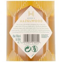 Hazelwood 21 yo, Blended, 40%, 500 ml
