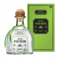 Tequila Patron, Silver 1000 ml