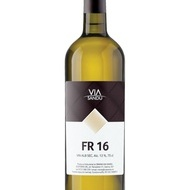Vin alb sec FR 16 Via Sandu 12 % - 750 ml