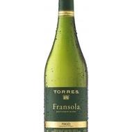 Vin alb sec Torres Fransola Sauvignon Blanc, Parellada