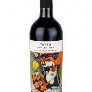 Vin rosu sec 7 Arts Merlot 2016 750 ml