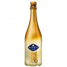 Vin spumant cu foite de aur, BLUE NUN 24K GOLD, 750 ml