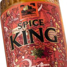 Wemyss Malts Spice King Front Label