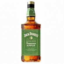 WHISKEY JACK DANIEL'S APPLE, 35%, 700 ml