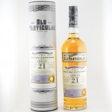Whisky Arran 21 Ani (1996) Old Particular Douglas Laing, 52%, 700 ml