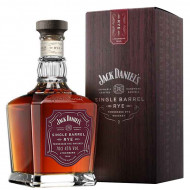 Whisky Jack Daniel's Single Barrel Rye, secara 700 ml