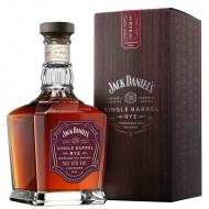 Whisky Jack Daniel's Single Barrel Rye, secara 700 ml