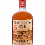 Whisky Templeton Rye 6 ani - 45.75 % - 700 ml