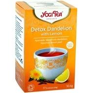 Ceai detoxifiant cu lamaie bio Yogi tea 17 pliculete a cate 1.8g
