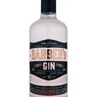 Barber's Gin - 700 ml