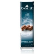 CAVALIER - Baton ciocolata lapte, fara zahar adaugat - 44g / produs in in Belgia