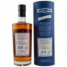 Billy Walker rum 7 yo Panama back label