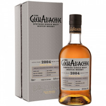 Single Malt Single Cask (2004), Whisky GlenAllachie 16 years old 56.4%, 700 ml