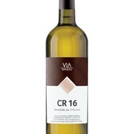 Vin alb sec CR 16 Via Sandu 11 % - 750 ml