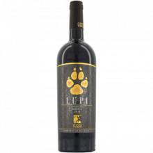 Vin rosu sec Gitana Lupi 14,5 % - 750 ml