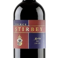 Vin Rosu Stirbey Merlot 13.5% - 750 ml