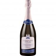 Vin spumant rose, Colocviu la Barcelona, Feteasca Neagra, Brut, 750 ml