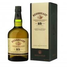Whiskey irlandez, Redbreast 15 ani, Single Pot Still, 700 ml