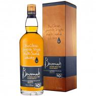 Whisky Benromach 10 ani 700 ml