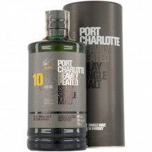 Whisky Bruichladdich Port Charlotte 10 yo, 50 %, 700 ml