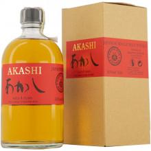 Whisky Japonez Akashi Single Malt 4 yo, red wine cask 50 %, 500 ml