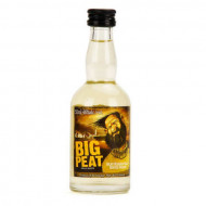 Whisky miniatura Big Peat 50 ml