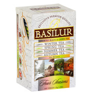 Ceai Basilur Four Seasons asortat 35 g