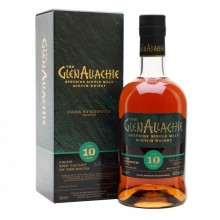 GlenAllachie 10 yo Cask Strenght Batch 3, Whisky 58.2%, 700 ml