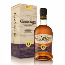 Glenallachie 11 yo 48 %, Wine Series - Grattamacco Wine Cask Finish, 700 ml