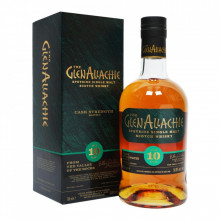 Single Malt Cask Strenght Batch 2, Whisky GlenAllachie 10 years old 54.8%, 700 ml