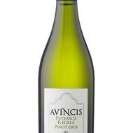 Vin alb sec Avincis Feteasca Regala si Pinot Gris 14 % - 750 ml