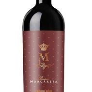 Vin rosu sec Principesa Margareta , 750 ml