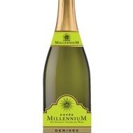 Vin spumant Cuvee Millennium Demisec - 12 % - 750 ml