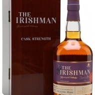 Whiskey irlandez The Irishman Cask Strength 700 ml