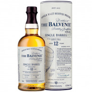 Whisky Balvenie 12 ani Single Barrel 700 ml