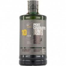 Bruichladdich Port Charlotte 10 yo bottle