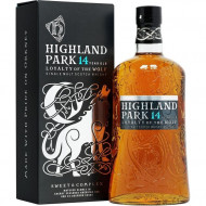 Whisky Highland Park 14 ani, Loyalty Of The Wolf, 42.3%, 1000 ml