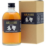 Whisky japonez, Akashi Meisei Blended - 500 ml