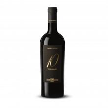 Vin rosu sec Dieci 10 Vendemmie 14,5% - 750 ml