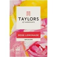 Ceai limonada cu trandafiri Taylors of Harrogate 20 pliculete a cate 2.5g