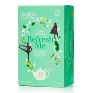 English Tea Shop - Ceai BIO asiatic ayurvedic 100% wellness/spa range - Refresh me - 30g / produs in Sri Lanka