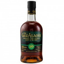 GlenAllachie 10 yo Cask Strenght Batch 4, Whisky 56.1%, 700 ml
