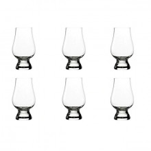 Glencairn Whisky Glass 6 bucati in cutie de transport