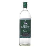 King Robert London Hill dry gin - 1000 ml