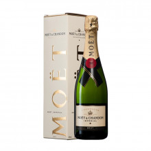 Sampanie Moet & Chandon Brut Imperial cutie, 750 ml