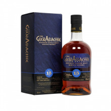 Single Malt Whisky Glenallachie 15 ani - 46 % - 700 ml