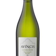 Vin alb sec Avincis Cuvee Petit Sauvignon Blanc 14 % - 750 ml