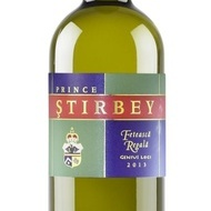 Vin alb Stirbey Feteasca Regala Genius Loci 13.5% - 750 ml