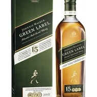 Whisky Johnnie Walker Green Label 15 Ani 0.7L