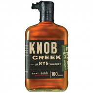 Whisky Knob Creek rye, secara 700 ml